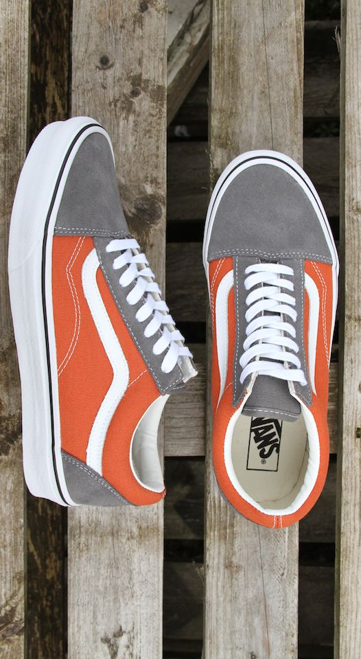 Vans Old Skools // Golden Coast Collection