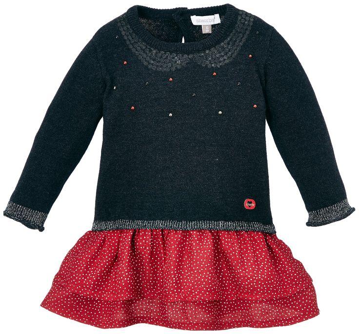 Absorba - Robe - Bébé fille: Amazon.fr: Vêtements et accessoires