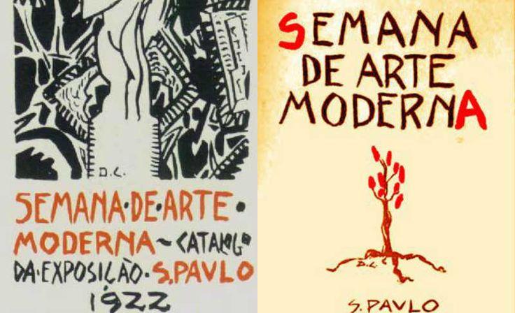 Semana de Arte Moderna São Paulo 1922