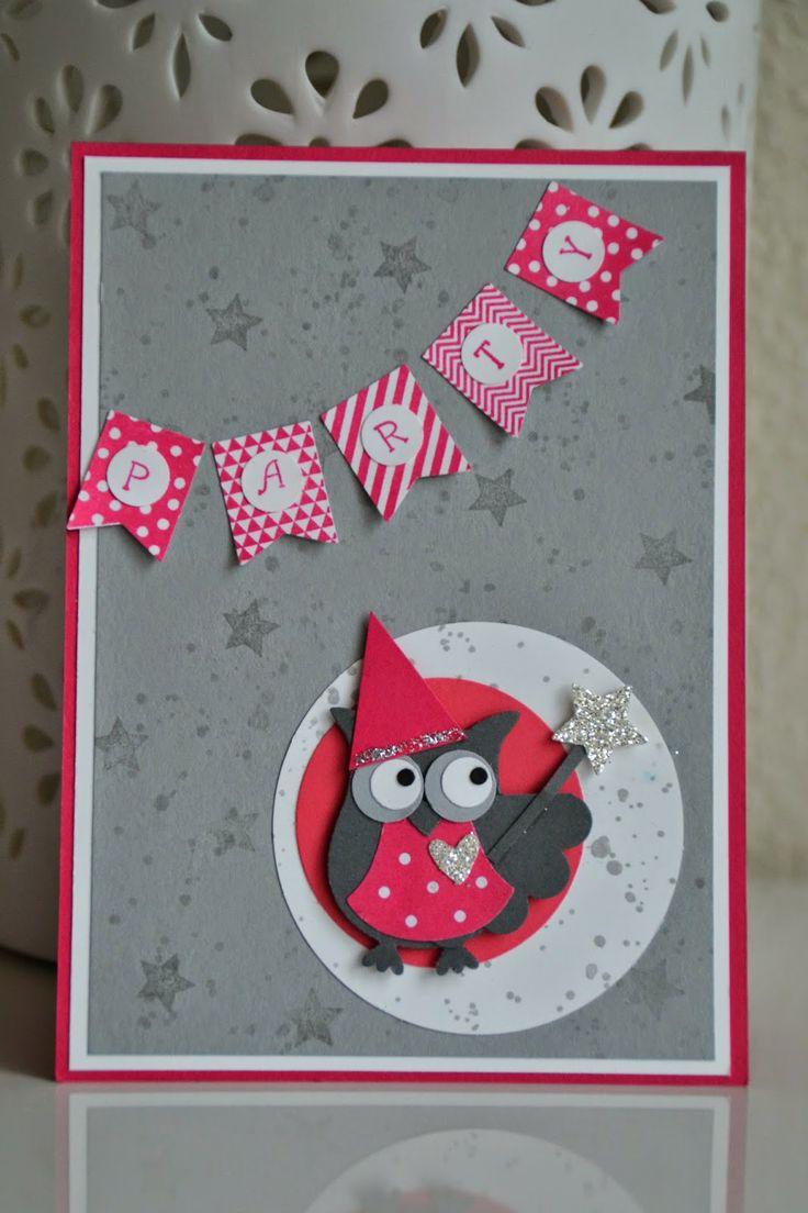 Kreativ Mit Liebe!: Kindergeburtstag Für Mädchen. Einladung Kindergeburtstag Einladungskarten KindergeburtstagGeburtstagskarte ...