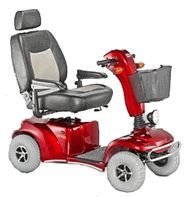 Product Name : Pioneer 10 DLX Bariatric 4-Wheel Scooter Price : $2,575.00 Free Shipping!