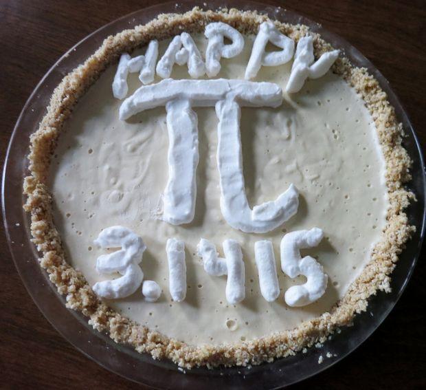 Picture of Lemon Meltaway Pie--No Bake, Gluten Free, Vegan, and Amazing!