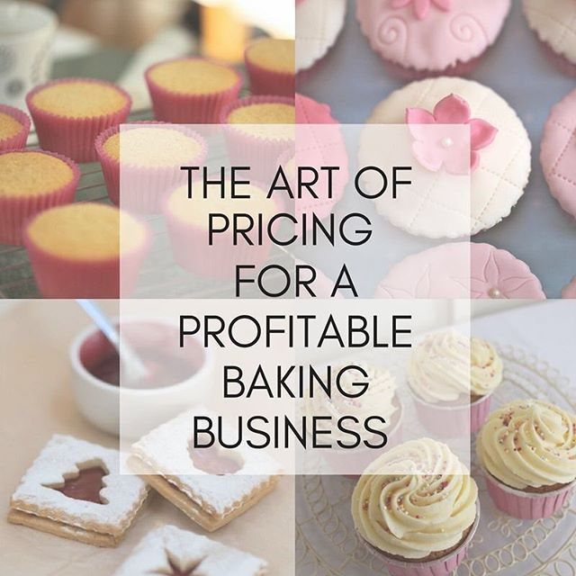 [NEW BLOG POST] ⠀ ⠀ Who's busy doing their tax return? I remember this time of year from when I first started my business. The last minute panic, the spreadsheets, the box of receipts.  Thankfully now I have a lovely accountant to help!⠀ ⠀ When you first launch your baking business or go from being a hobby baker to a business baker, it can be hard to work out your prices. I remember when I took redundancy and started my iced biscuit business all of a sudden it became really important that I…