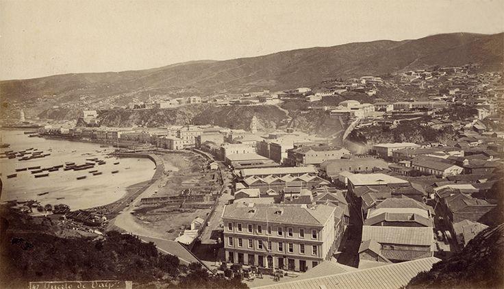 Resultado de imagen de valparaiso 1920  Inicios del Siglo XX