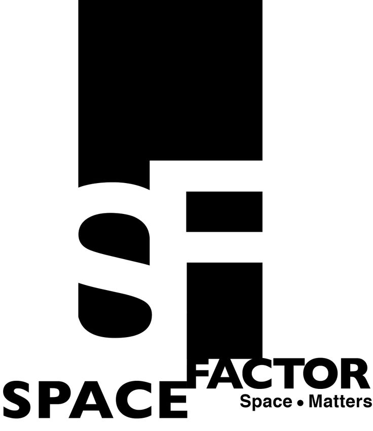 Space Factor Logo Design