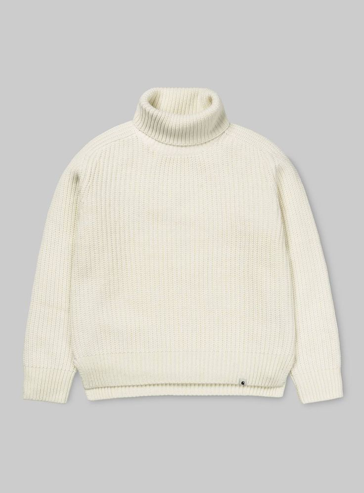 Shop the Carhartt WIP W' Keego Sweater from the offical online store. | Largest selection | Shipping the same working day.