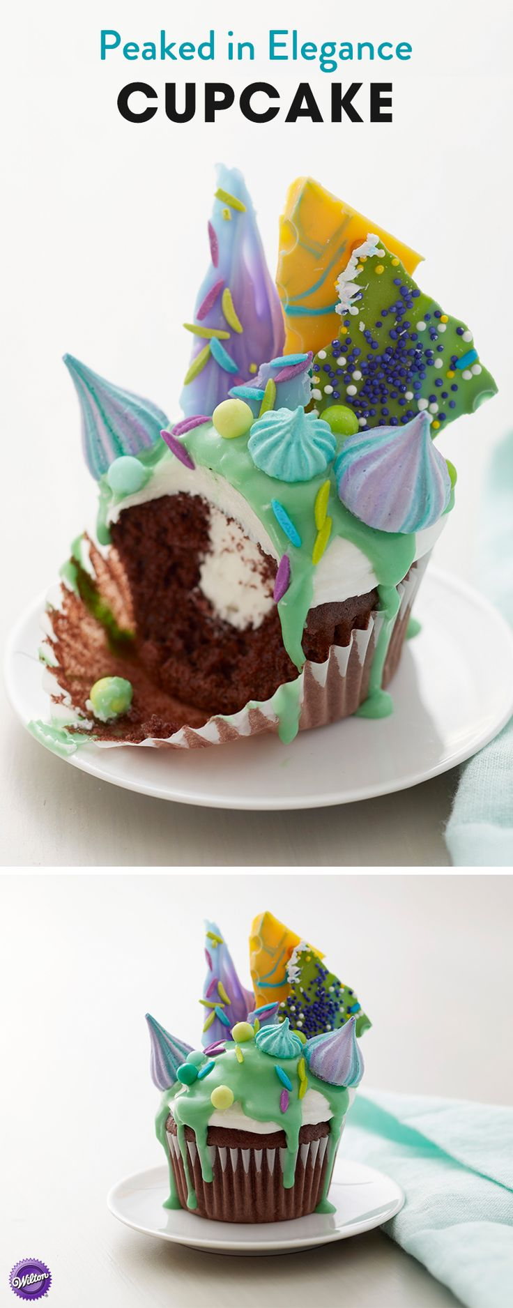 1000+ ideas about Cupcake Art on Pinterest | Cupcake, Pink ...
