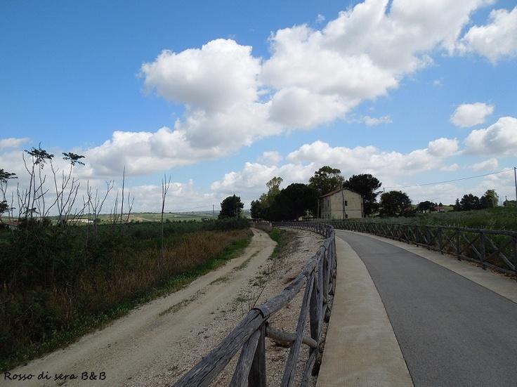 Menfi - Porto Palo bike path