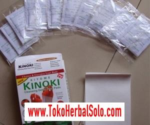 Kinoki foot detox pads