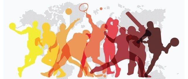 Reiki En El Deporte Http Reikiurbano Com Reiki En El Deporte Portadas De Educacion Fisica Dibujos Deportivos Reiki