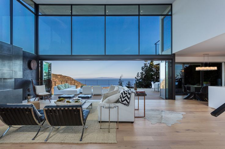Malibu house | Jeffrey Eyster | Archinect