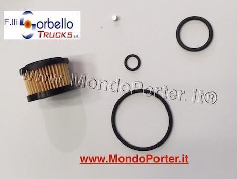 kit  Filtri Tagliando impianto GPL Piaggio Porter 660690 - Mondo Porter