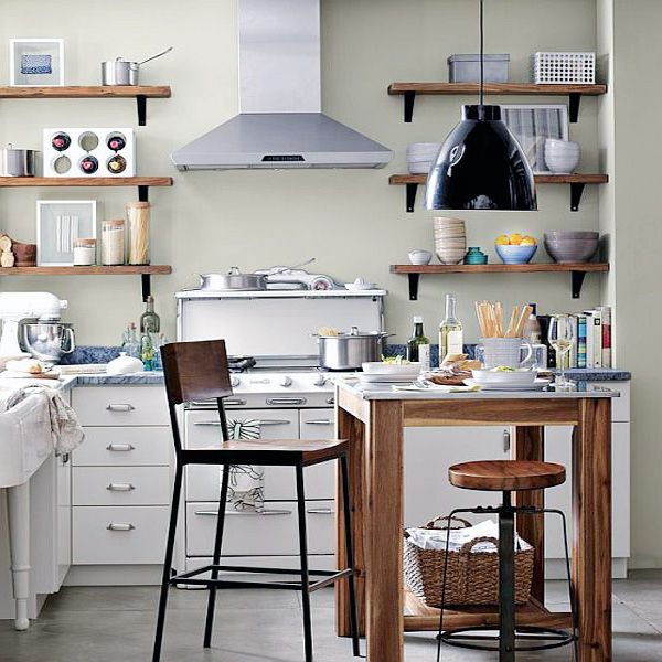 Small Kitchen Woodwork: 1000+ Ideas About Small Rustic Kitchens On Pinterest