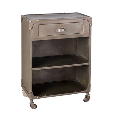 Unique Mobile File Cabinets and Carts
