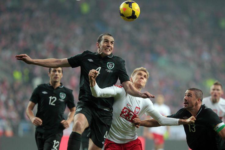 Mecz towarzyski Polska - Irlandia