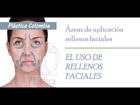 Rellenos Faciales | Plastica Colombia