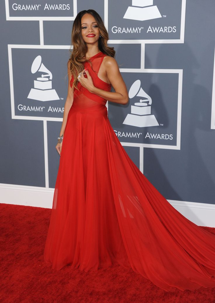 Rihanna Grammy Award