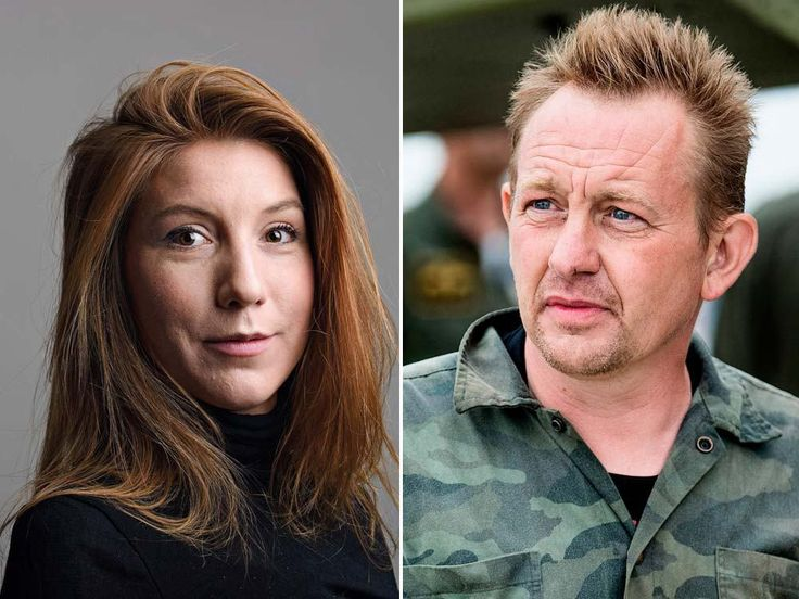 'BURIED' AT SEA: Danish man charged with killing, dismembering reporter during trip on his sub
