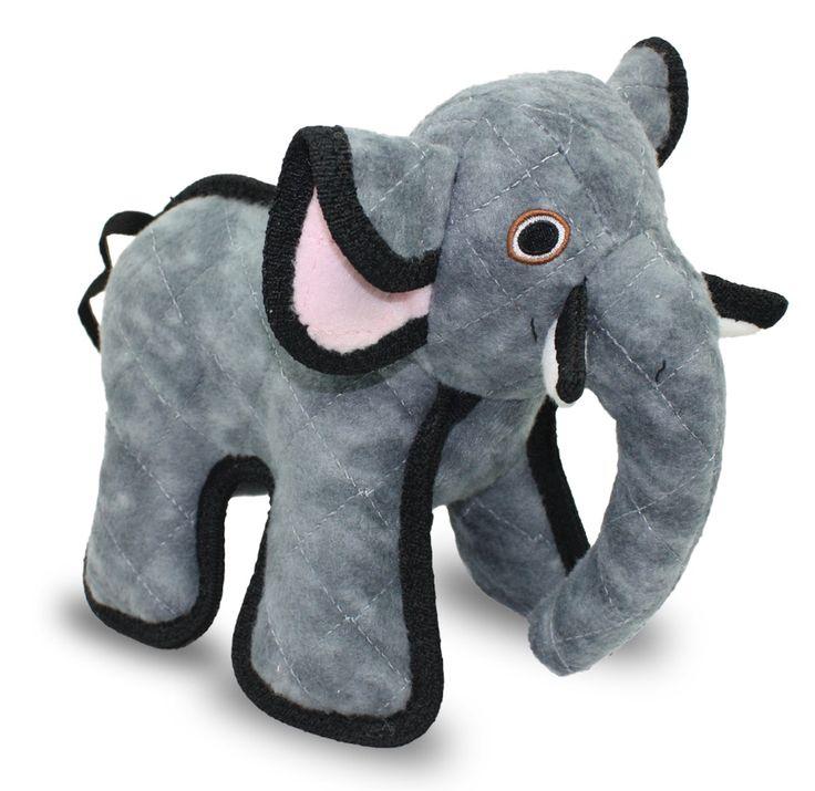 Tuffys Elephant Dog Toy