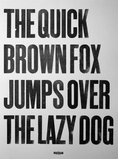 Dybsort - 30 20 20 100 siden 2013 - typography as art
