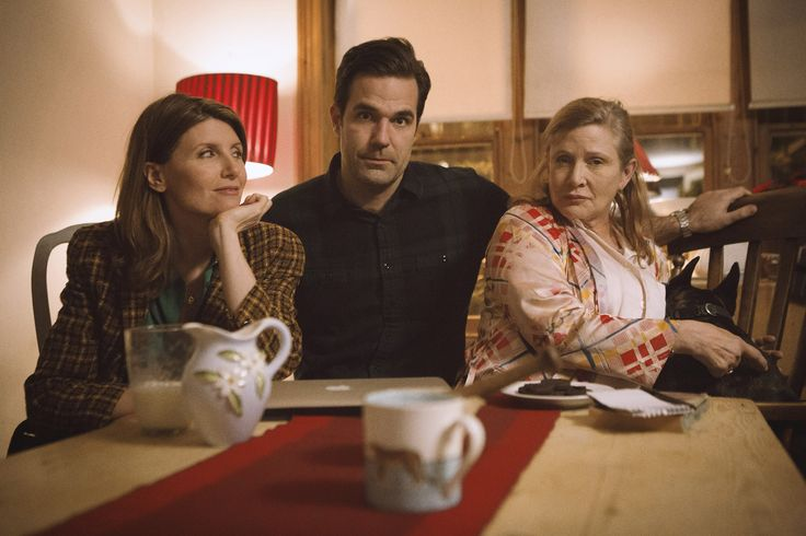 Carrie Fisher's Heartbreaking Final Performance in Catastrophe