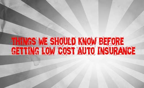 To get the low-cost auto insurance one should aware of the auto insurance company their ratings, needs, and goods. We ensure that it is worth or convenient