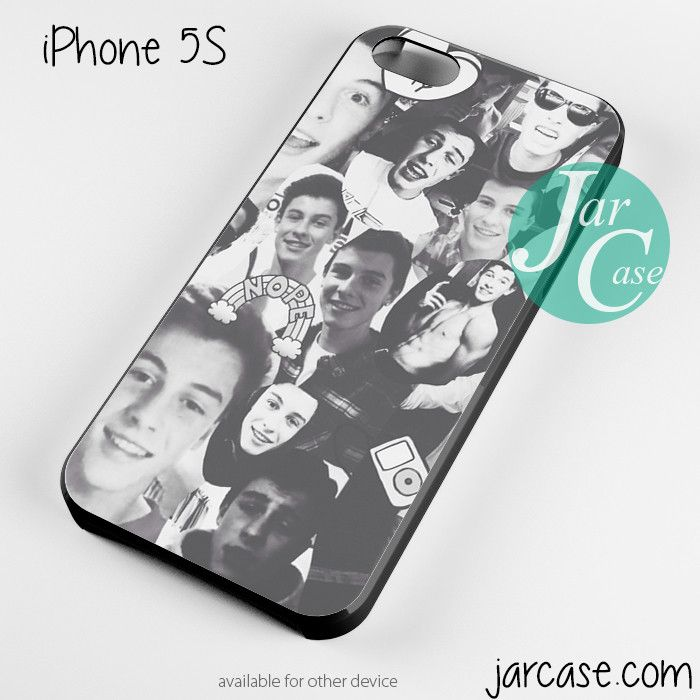 SHAWN MENDES collage Phone case for iPhone 4/4s/5/5c/5s/6/6 plus