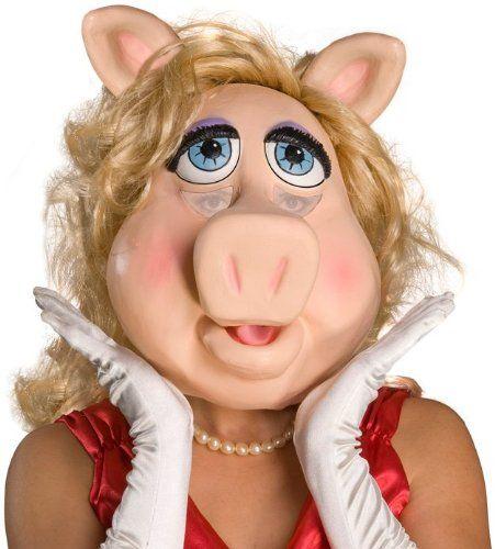 Miss Piggy Head