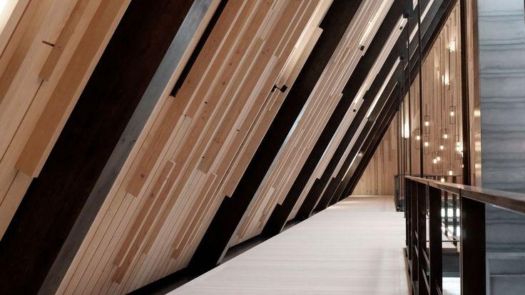 RAVN Arkitektur - Interiørdetalje