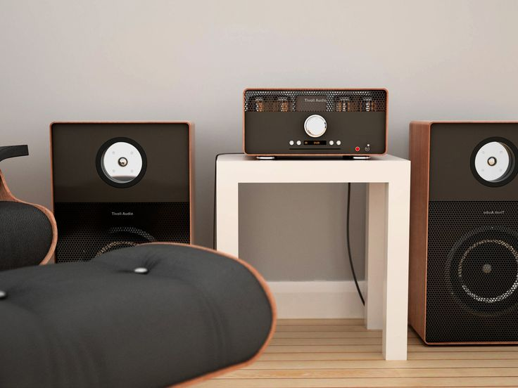 Tivoli Audio Tube Amp - Such and Such