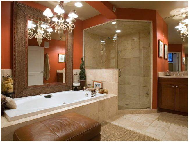 Tuscan Bathroom Colors: Best 25+ Tuscan Bathroom Ideas On Pinterest