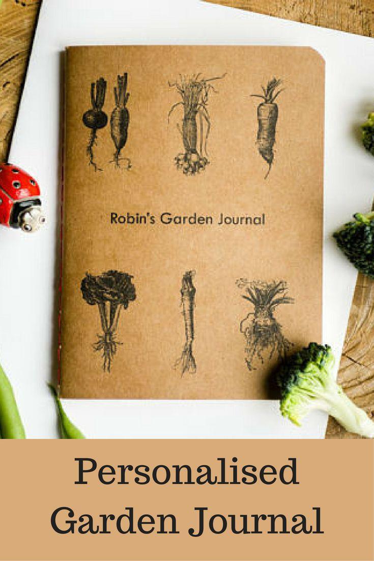 personalised garden journal gardener's notebook gardener gift housewarming gift garden planner allotment planner custom notebook garden artAsk a question #gardennotebook #gardenjournal #gardenplanner #personalisedgardenbook #ad