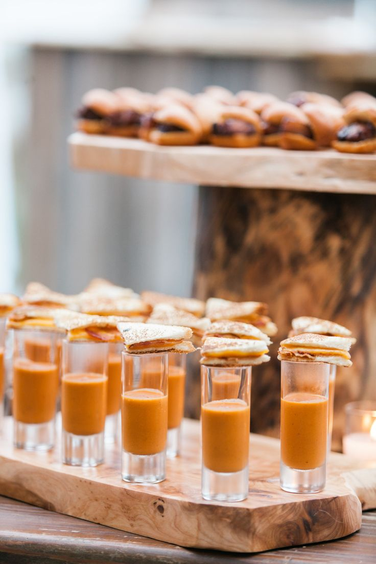 Mini grilled cheese and tomato soup by the PPHG culinary team | Lowndes Grove Plantation in Charleston, South Carolina | Photo by Virgil Bunao