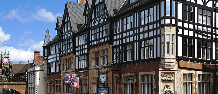 Chester Grosvenor & Spa, Five Star Hotel Chester ENGLAND, Cheshire
