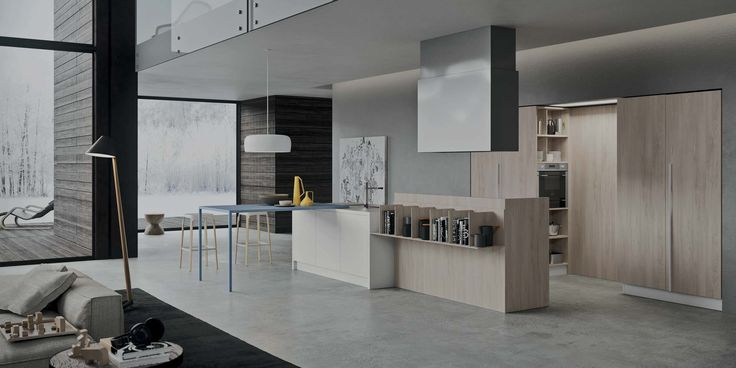 Modern affordable Italian kitchen collection 2.1 by Copatlife. Custom design kitchen delivered just in 8-12 weeks. Visit our showroom for more details.
