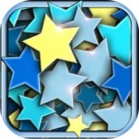 Draw with Stars ! Play with Musical, Animated and Glowing Shooting Stars ! od vývojáře L'Escapadou