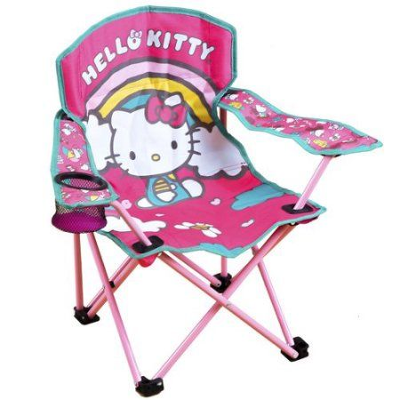 Hello Kitty Kids Folding Chair, Multicolor