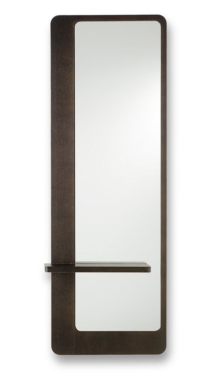 mirror with shelf norton safe basement shelves forward espresso mirror