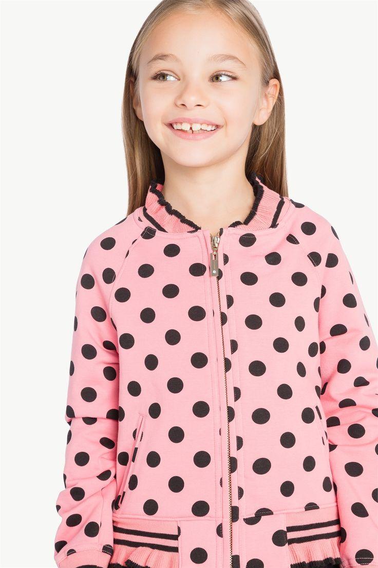 www.twinset.com en-HU polka-dot-sweatshirt-p9648?s=S&c=48
