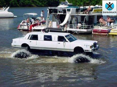 Crazy limo