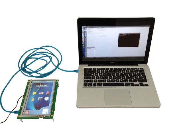 Testing and programming the embedded system