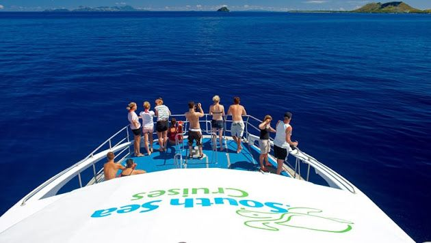 South Sea Cruise vessel