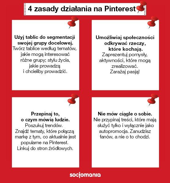 #Pinterest rules #Socjotips via @Socjomania