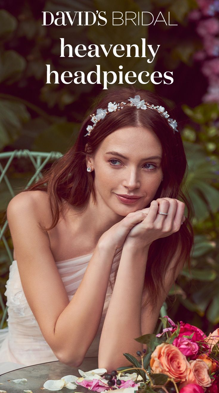 Wear your wedding dress on your anniversary  Pair your wedding dress with a freespirited flower crown See more