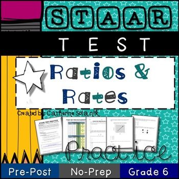 72 best 6th grade staar images on pinterest math lessons math 6th grade math staar ratios rates proportions teks 64b 64c 64d 64e 65a malvernweather Images