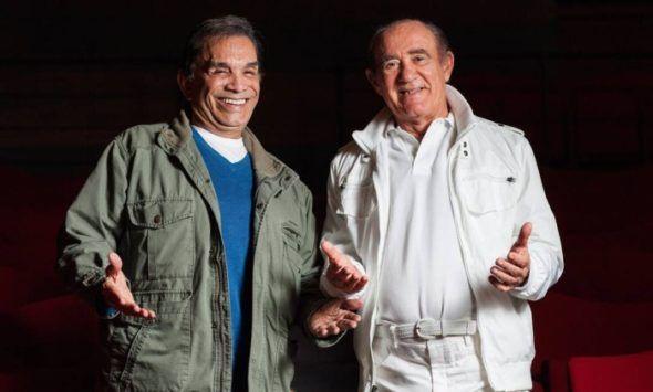 """Globo não colocará Dedé Santana e Renato Aragão como protagonistas em novo """"Os…"""