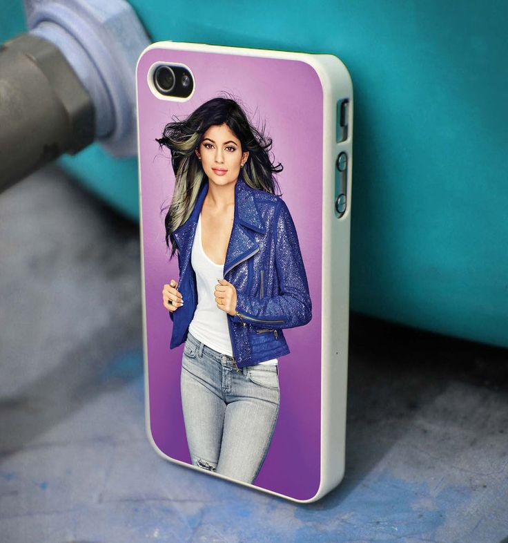 Kylie Jenner Purple Case For iPhone, iPod, Samsung Galaxy, Sony Xperia, HTC #UnbrandedGeneric