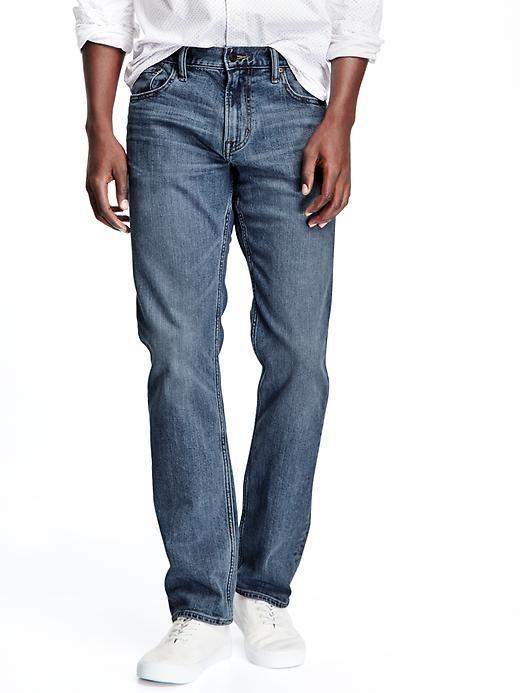 Built-In Flex Slim Jeans for Men