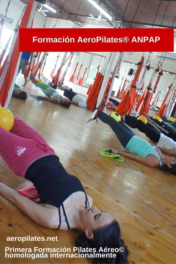 yogacreativo.com: Beneficios del Pilates Aéreo ©: Formación Oficial Profesores AeroPilates ®