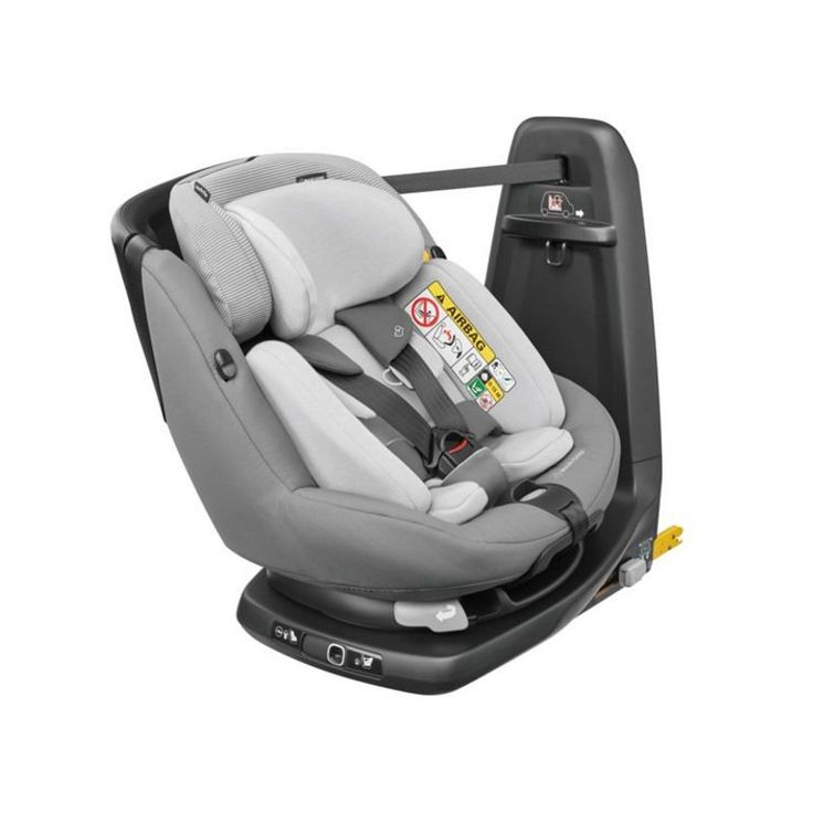 Maxi Cosi AxissFix Plus i-Size Car Seat-Concrete The new Maxi-Cosi Axiss Fix Plus is a baby  toddler car seat which offers top safety and the convenience of the 360° rotation, from birth up to approx. 4 years. The Axiss Fix Plus combines state-of-t http://www.MightGet.com/march-2017-1/maxi-cosi-axissfix-plus-i-size-car-seat-concrete.asp